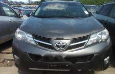 Foreign Used Toyota RAV4 2015 Model Grey