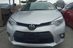 Foreign Used Toyota Corolla 2016 for sale