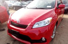 Super Clean Foreign used Toyota Matrix 2012