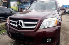 Extremely Neat Foreign used Mercedes-Benz GLK 2010