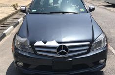 Extremely Neat Foreign used 2009 Mercedes-Benz C350