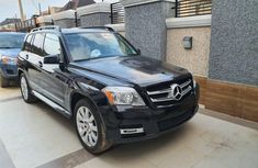 Foreign used 2011 Mercedes-Benz GLK Automatic