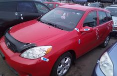 Foreign Used Toyota Matrix 2006