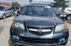 Foreign Used Acura MDX 2006 for sale