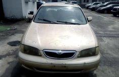 Nigeria Used Mazda 626 1998 Model Gold