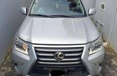 Nigeria Used Lexus GX 2011 Model Silver