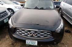 Extremely Neat Nigerian used Infinity FX 2008