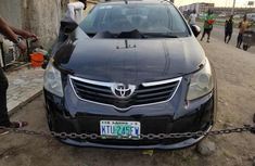 Nigerian Used Toyota Avensis 2010