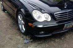 Foreign Used 2007 Mercedes-Benz C230 Petrol Automatic