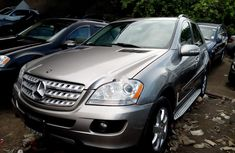 Foreign Used 2008 Mercedes-Benz ML350 for sale