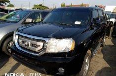 Foreign Used Honda Pilot 2010 Model Black