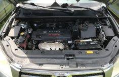 Foreign Used Toyota RAV4 2006 Model Green