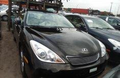 Foreign Used Lexus ES 2006 Model Black
