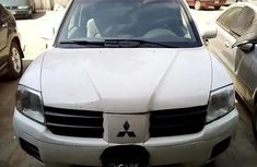Nigeria Used Mitsubishi Endeavor 2004 Model White