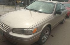 Nigeria Used Toyota Camry 2000 Model Gold