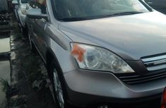 Foreign Used Honda CR-V 2007 for sale