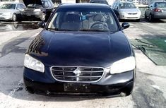 Nigeria Used Nissan Maxima 2000 Model Black