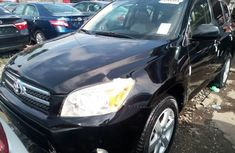 Very Sharp Tokunbo 2009 Toyota RAV4