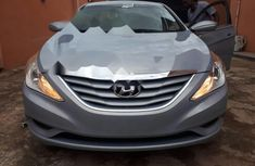 Foreign Used Hyundai Sonata 2012 Model Silver