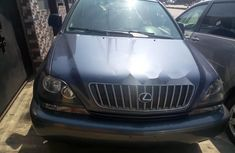 Foreign Used Lexus RX 2000 for sale