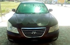 Nigerian Used 2009 Hyundai Sonata for sale in Abuja