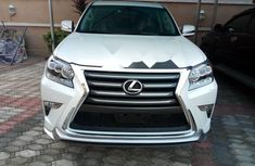 Foreign Used Lexus GX 2018 Model White