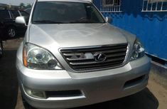 Foreign Used Lexus GX 2008 Silver