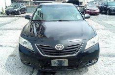 Nigeria Used Toyota Camry 2009 Model Black