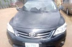 Very Clean Nigerian used 2012 Toyota Corolla