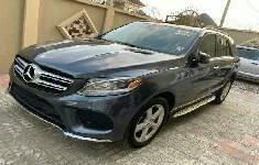 Very Clean Foreign used 2016 Mercedes-Benz GLE
