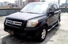 Nigerian Used 2006 Honda Pilot for sale