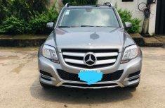 Nigeria Used Mercedes-Benz GLK 2015 Model Gray
