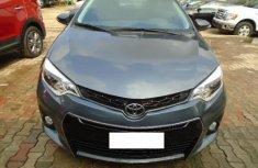 Neat Nigerian Used  2014 Toyota Corolla