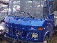 Tokunbo Mercedes-Benz 609D 2000 Model Blue