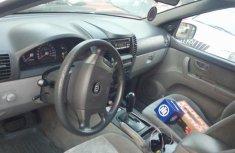 Well Maintained Nigerian used 2006 Kia Sorento