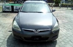 Nigerian Used 2006 Honda Accord for sale