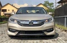 Neat Nigerian used 2015 Honda Accord