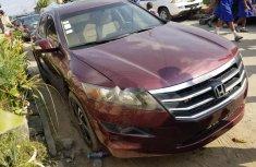 Neat Nigerian used Honda Accord CrossTour
