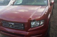 Foreign Used Honda Ridgeline 2006 Model Red