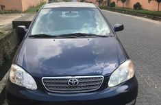 Foreign Used 2004 Toyota Corolla for sale