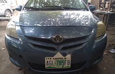 Nigeria Used Toyota Yaris 2008 Model Blue
