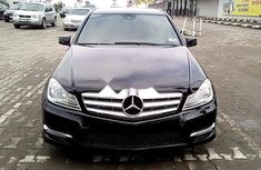 Very Clean Nigerian used Mercedes-Benz C300 2013