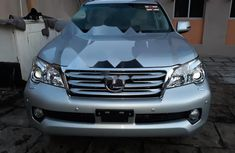 Foreign Used Lexus GX 2013 Automatic