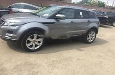 Clean Foreign used 2012 Land Rover Range Rover Evoque