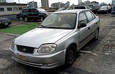 Neat Nigerian used Hyundai Accent 2005