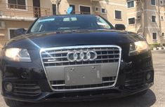 Used Audi A4 2011 Model Foreign Black for Sale