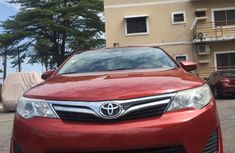 Foreign Used Toyota Camry 2012 Model