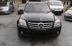 Used Mercedes Benz GLK 350 Foreign 2009 Model Blue