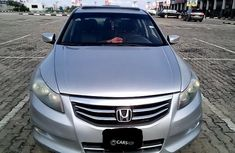Nigerian Used 2010 Honda Accord for sale