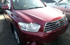 Foreign Used 2009 Toyota Highlander for sale in Lagos